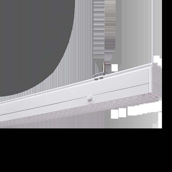 Lichtbandsystem DIAMANT PRO für die werkzeuglose Schnellmontage