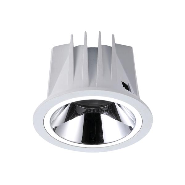 Downlight FLUSH R kann Punktlicht für die Akzentbeleuchtung erzeugen