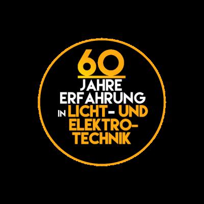60 Jahre Erfahrung in Licht- und Elektrotechnik