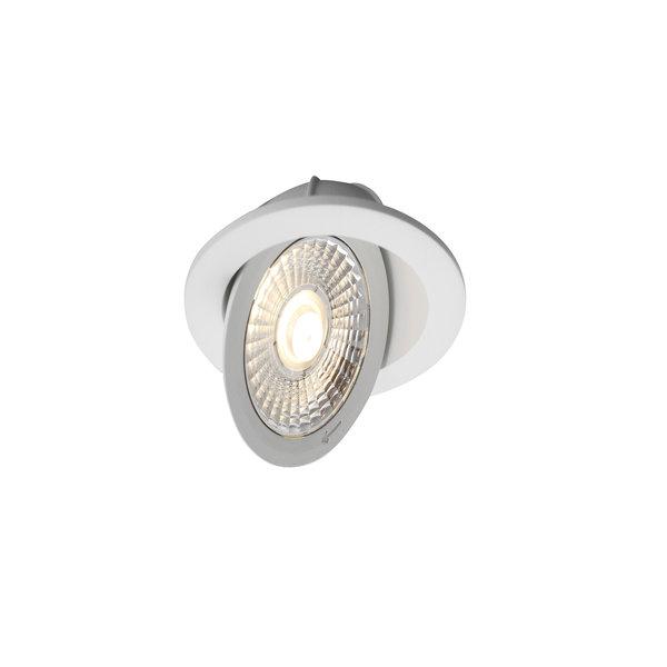weißes LED-Downlight für die Akzentbeleuchtung in Shops